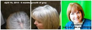 Going Gray Naturally