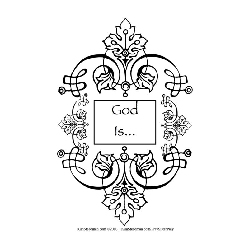 God, He Who Is